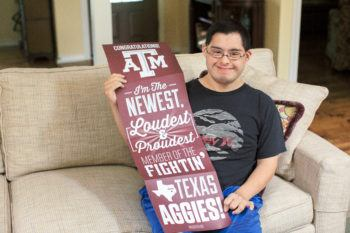 Students in the first Aggie ACHIEVE cohort will live on campus, participate in classes and serve in clubs and organizations.