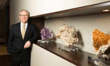 Bill Thomas, EOG Resources CEO and member of the Texas A&M class of 1975.